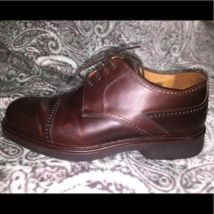 Johnston & Murphy Men's Cap Toed Shoes